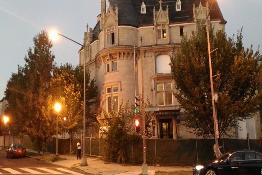 Restauration de l'immeuble-siège de l'ambassade du Cameroun aux États-Unis