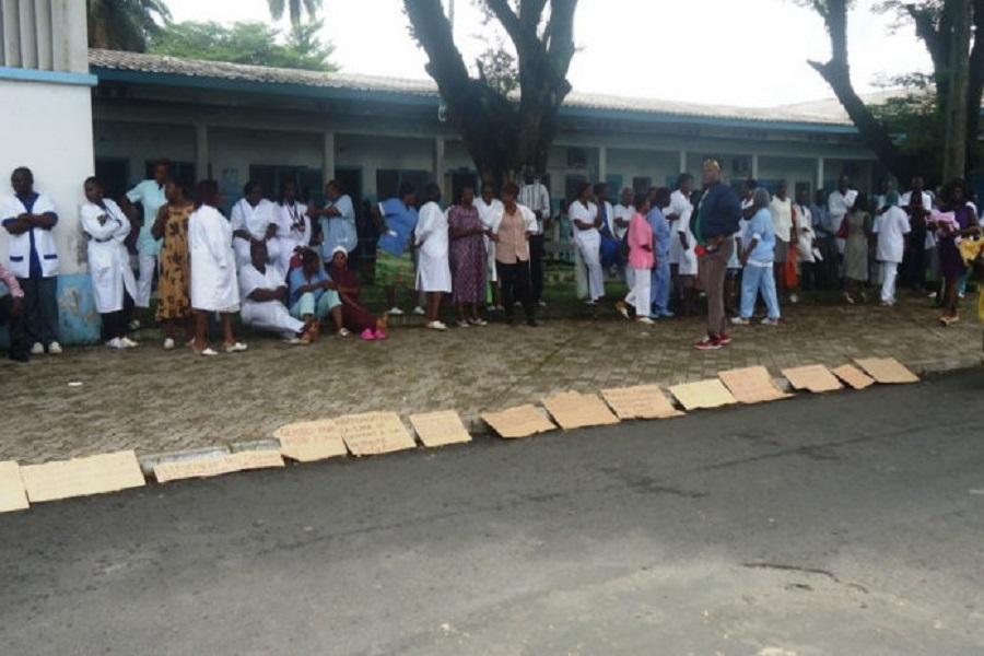 Cameroun-Urgent !!!: une grève générale annoncée dans les hôpitaux publics (Document)