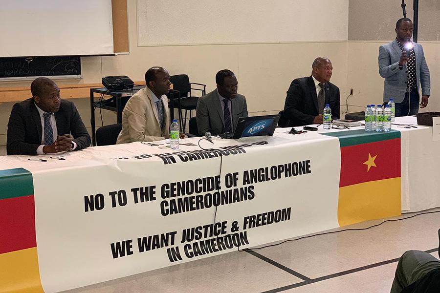 Montréal – Diapora camerounaise: Conférences, échanges et débats sur la conquête du pouvoir dans la paix.