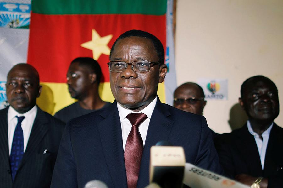 Cameroun : Le MRC interdit à ses militants de répondre aux attaques, mais de rester concentrés sur la promotion du plan national de résistance (document)