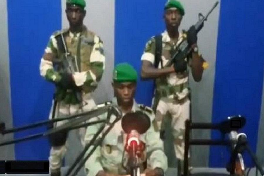 Gabon : (Vidéo) Situation très confuse, l'armée prend le contrôle de la radio nationale