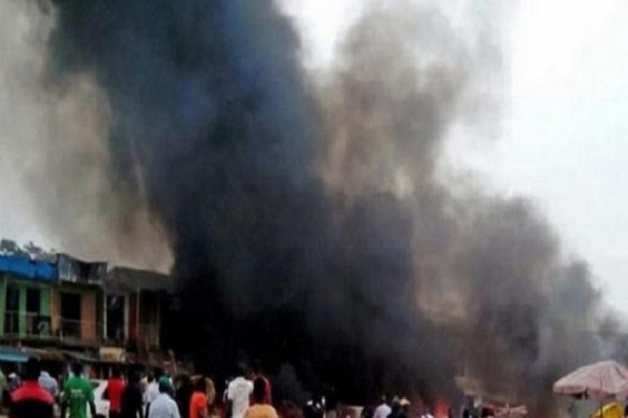 Cameroun-sud-ouest : Un centre presbytérien prend feu à Fiango.