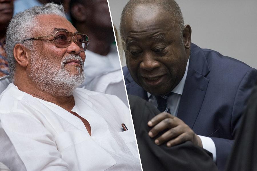CPI - Jerry John Rawlings s'exprime: Sarkozy a fait perdre 8 ans de sa vie à Laurent Gbagbo