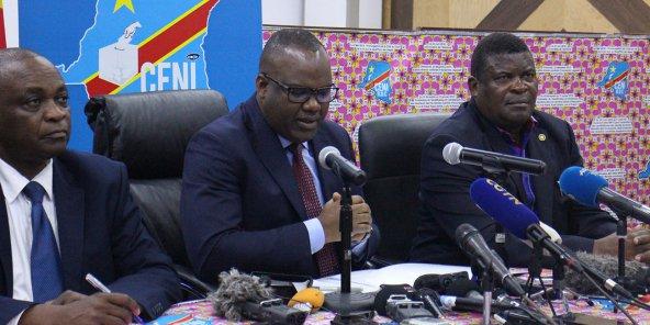 RDC: La ceni promet les résultats provisoires de la présidentielle dans 24 à 48 heures.