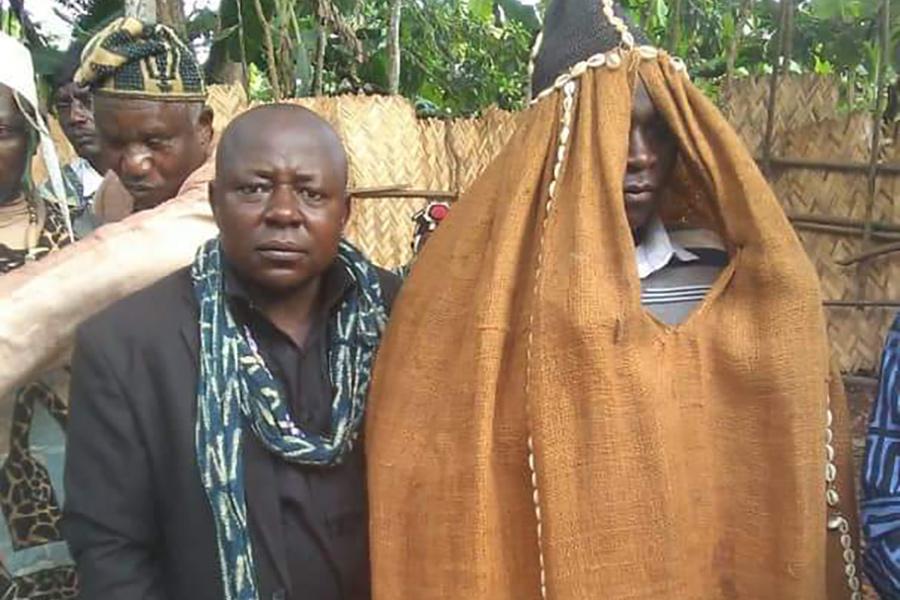 Cameroun: Chefferie Bangou: deux rois pour un village le même jour.