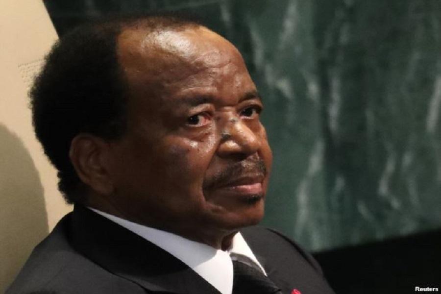 Comme solution à la crise anglophone, un opposant demande à Paul Biya de créer une « province anglophone » et de conserver l'hymne des « ambazoniens »