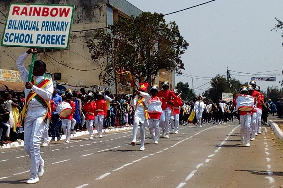 Échos de la fête de la jeunesse 2019 à Dschang: La célébration du 11 février 2019 s'est faite sans fausse note.