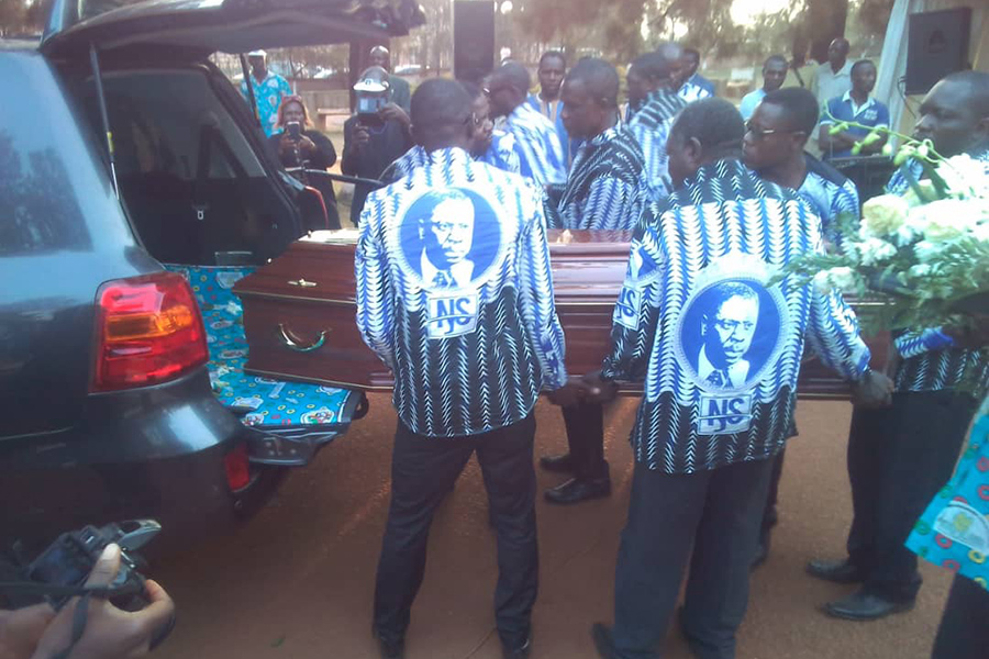 Nécrologie : Noutchogouin Jean Samuel a entamé son dernier voyage ce jeudi
