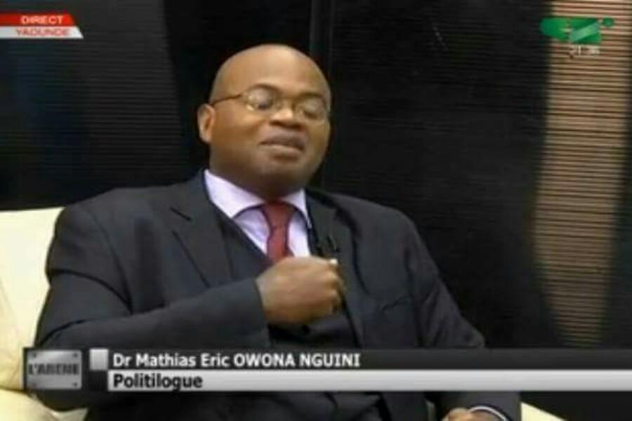 Cameroun - Attaques contre Jean de Dieu Momo : Mathias Owona Nguini réagit et parle de propos déformés