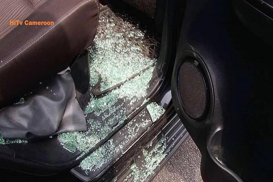 Cameroun-Breaking News : le convoi du gouverneur Bernard Okalia Bilai attaqué sur la route de Kumba
