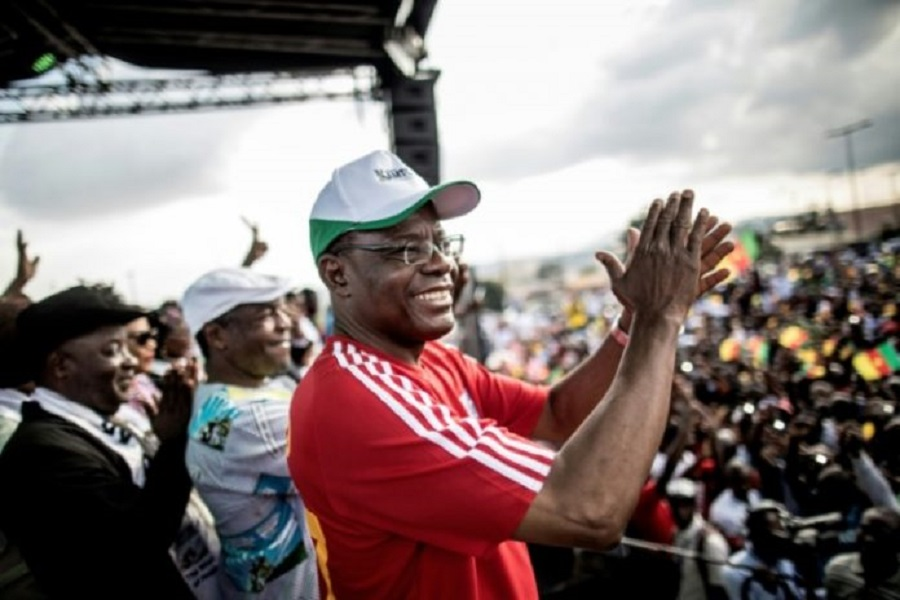 Maurice Kamto interdit de droit de visite et son porte parole chassé du GSO