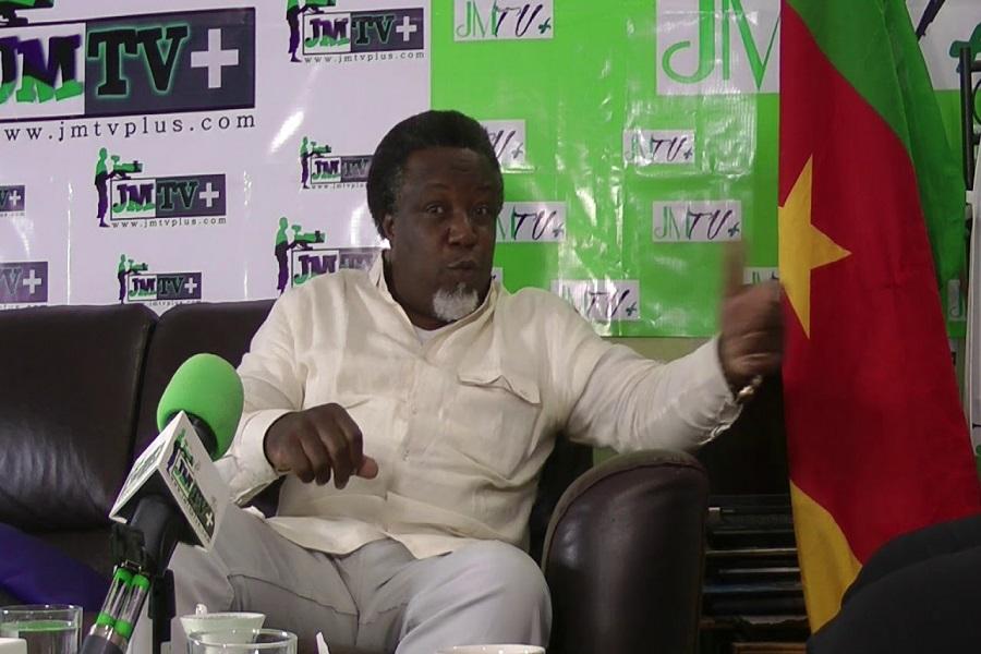 Cameroun-opinion-Eric Chinje : « il y'a un véritable problème anglophone, qu'on le veuille ou pas… »