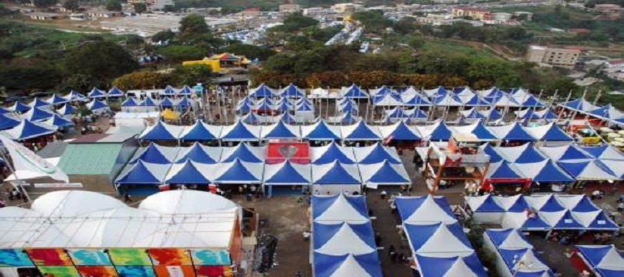 Plus de 1200 entreprises et organisations exhibent leur savoir-faire à Yaoundé, à l'occasion de la 7ème édition du Salon Promote (2)