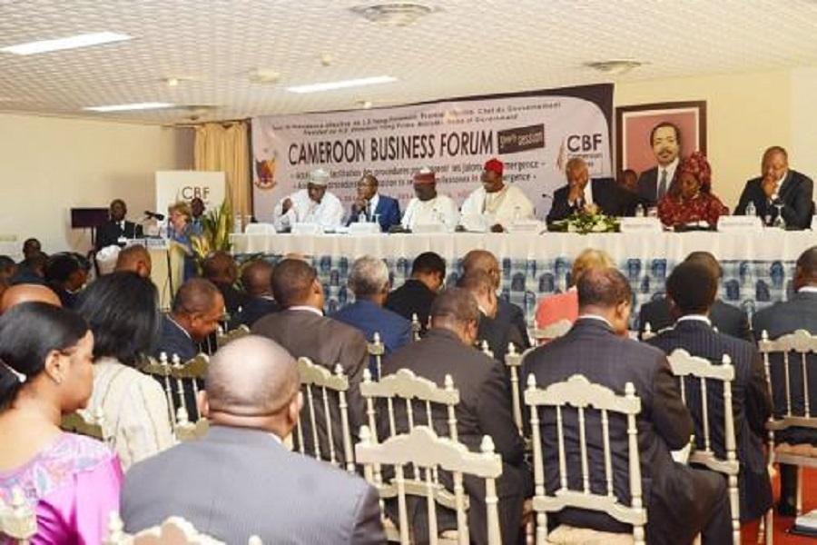 Cameroun : ouverture ce  jour de la 10eme édition du Cameroon Business Forum (CBF)