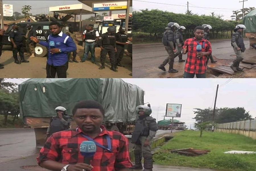 Crise anglophone : Un ancien journaliste d'Equinoxe accuse l'armée camerounaise d'avoir incendié la maison de son père