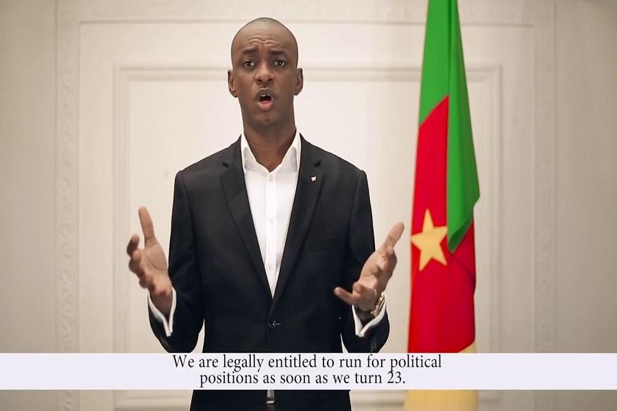 Cameroun : Cabral Libii lâche Nkou Nvondo et créé son parti politique(communiqué)