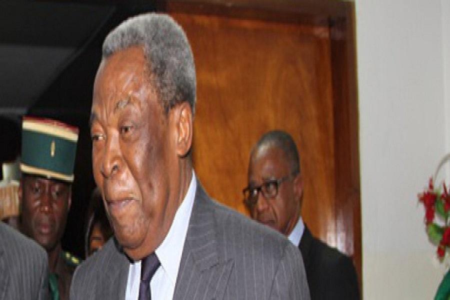 Parlement : à 84 ans, Niat Njifenji Marcel est reconduit à la tête du Senat