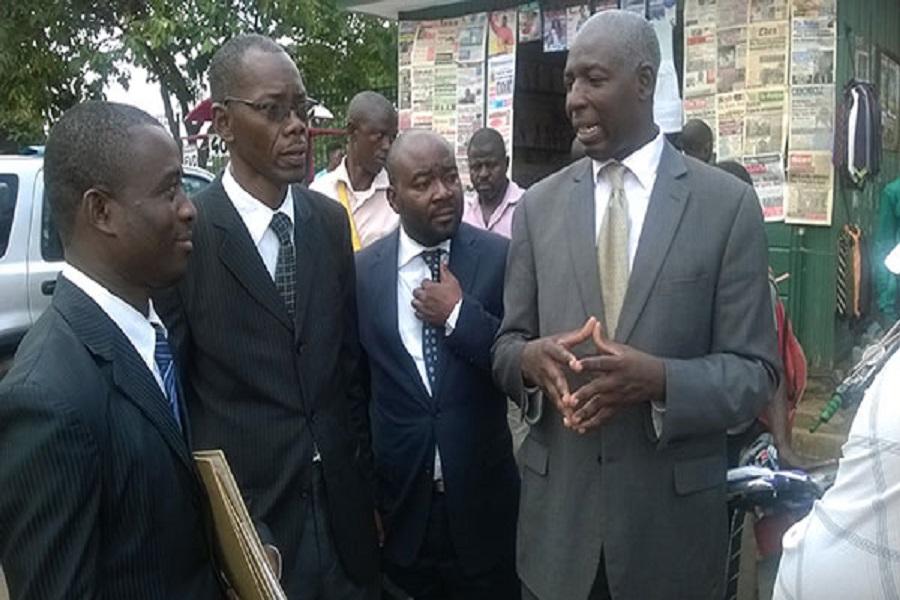 Cameroun-crise sociopolitique : la justice camerounaise est le « vaudou », Me Emmanuel Simh.