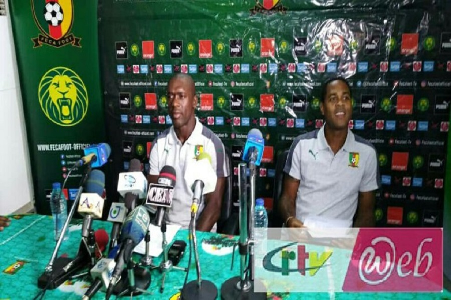 Clarence Seedorf dévoile (enfin) les noms des lions indomptables convoqués pour le match Cameroun vs Comores
