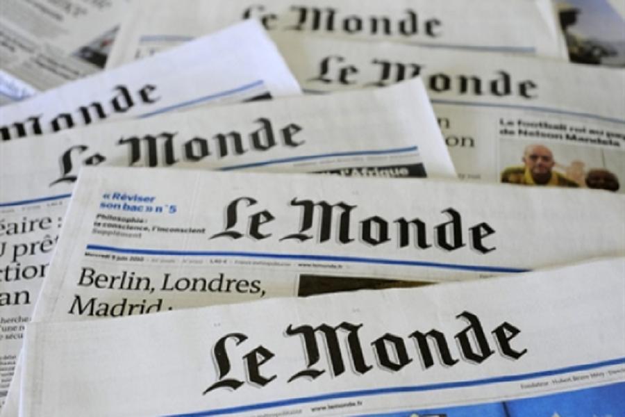 Le journal français « Le Monde », charge le régime de Paul Biya