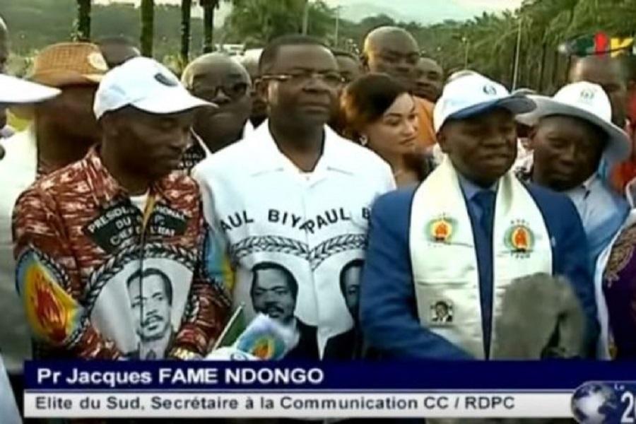 Opération Epervier : Les « frères » du Sud lâchent Mebe Ngo'o et saluent la lutte contre le détournement des derniers publics que mène Paul Biya