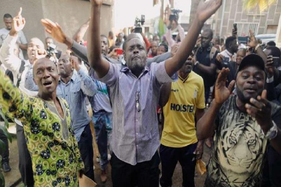 Cameroun-visite de Tibor Nagy: vaste mobilisation des militants du MRC.