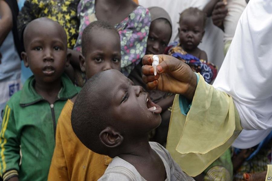 Santé publique :37 milliards FCFA pour une lutte efficace contre la poliomyélite