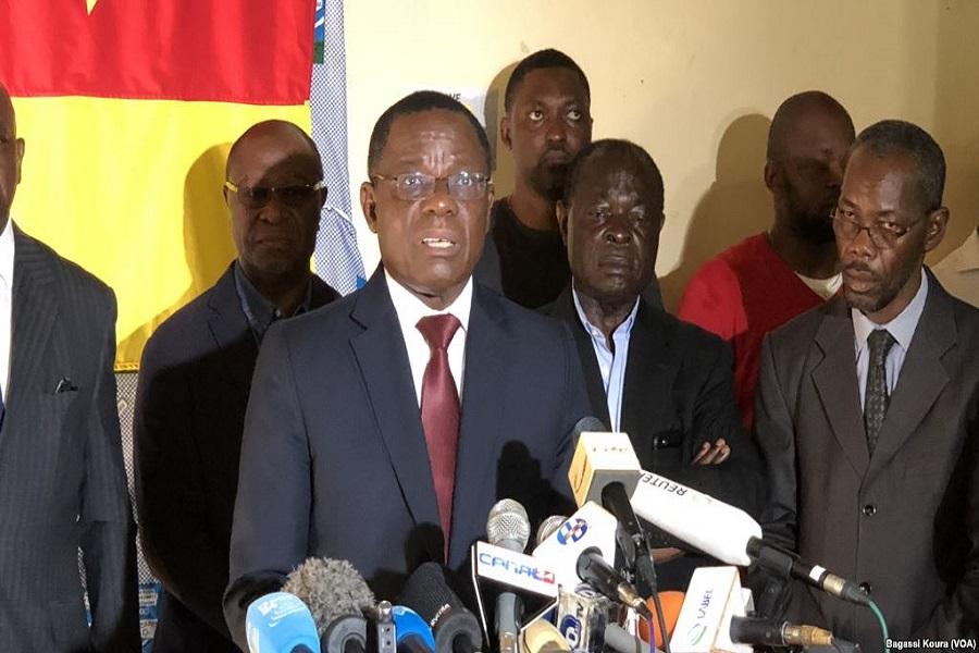 Affaire MRC : Le parlement de l'Union Européenne demande la libération de Maurice Kamto et ses partisans