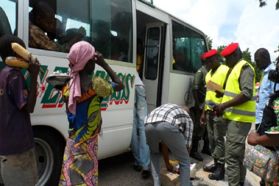 Cameroun-rentrée du 3e trimestre : les contrôles de sécurité s'intensifient sur les autoroutes.