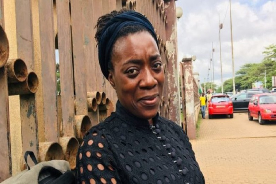 Cameroun : bras de fer entre Michele Ndoki et le juge lors de l'audience ce jeudi.