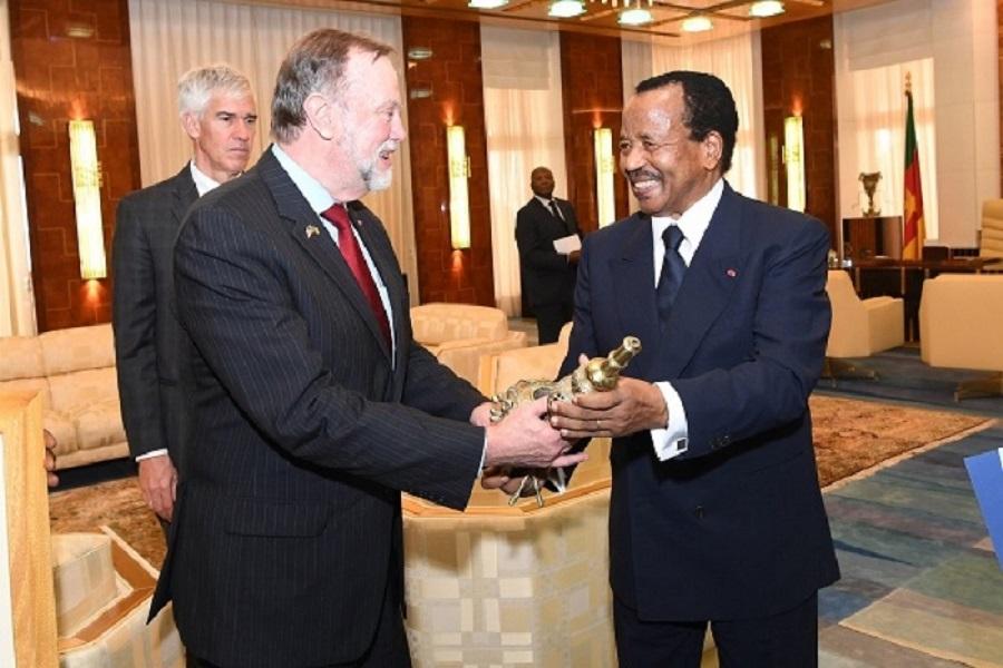 Après la chute d'Omar al-Bashir, Tibor Nagy envoie un message embarrassant au régime de Paul Biya