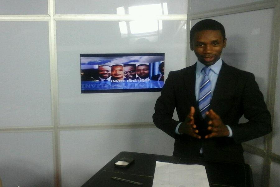 Média : Amougou Belinga nomme Bruno Bidjang  Rédacteur en chef adjoint de Vision4 (document)