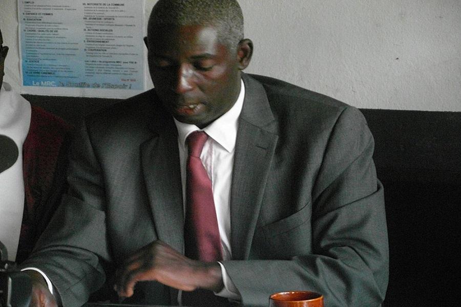 CAMEROUN-MARCHE REPRIMEE : ALAIN FOGUE ENVOIE UN MESSAGE FORT A PAUL BIYA DEPUIS LA PRISON