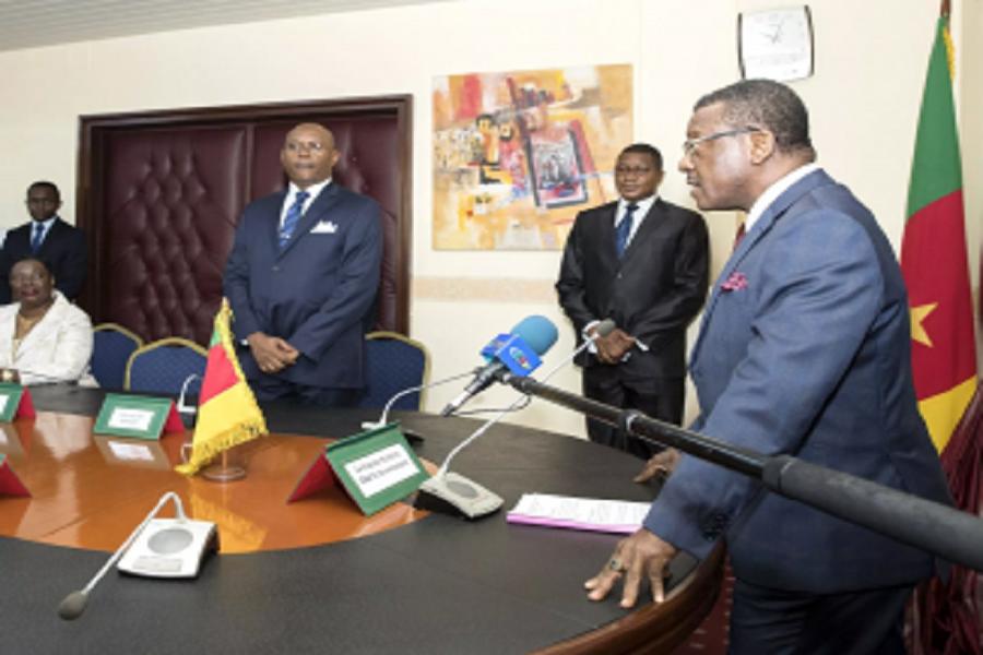 Cameroun-investissement public en zone anglophone : le Premier Ministre, soumis à des questions orales à l'Assemblée Nationale.