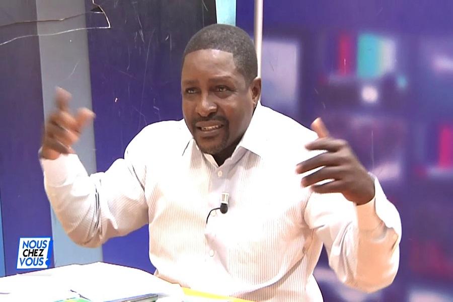 Rendez-vous media : Retrouvez le porte-parole de Maurice Kamto, Olivier Bibou Nissack, ce soir sur STV