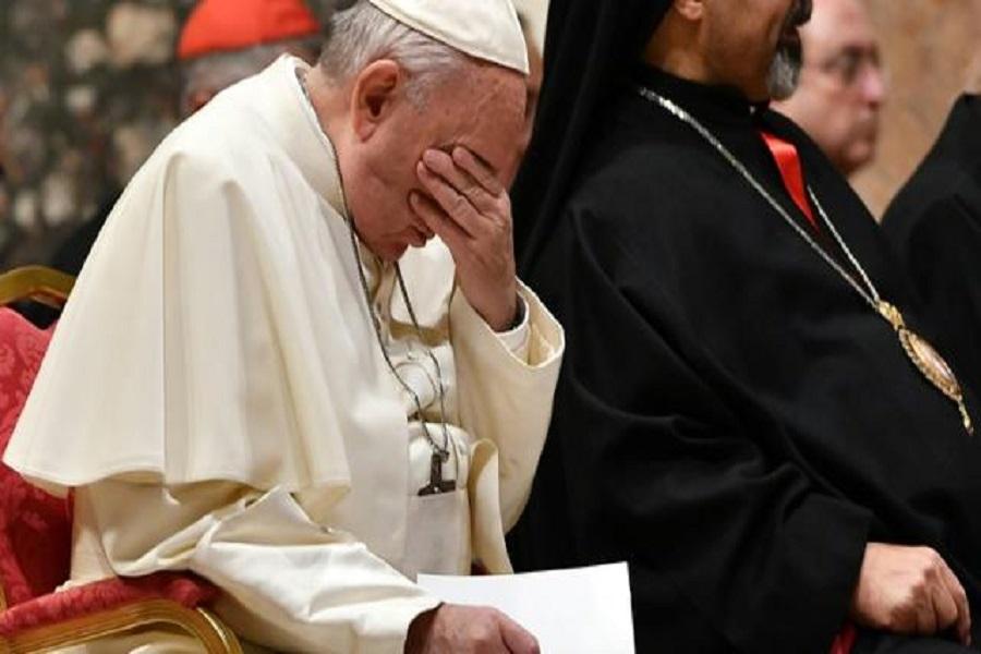 Cameroun-fête de l'Ascension : le Pape prie pour la fin de crise en zone anglophone.