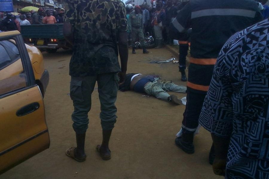 Drame : Un homme de 32 ans écrasé par un camion à Bafoussam