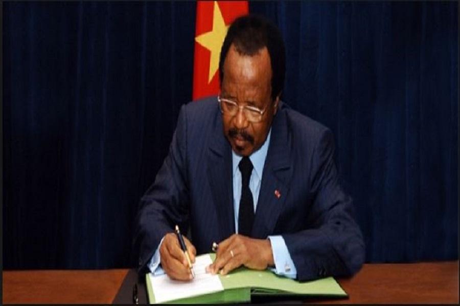 Bafoussam: Paul Biya nomme le nouveau SG de la Communauté Urbaine