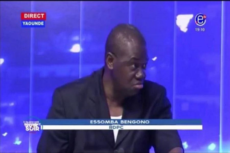 Cameroun-politique: Engelbert Essomba Bengono demande pardon