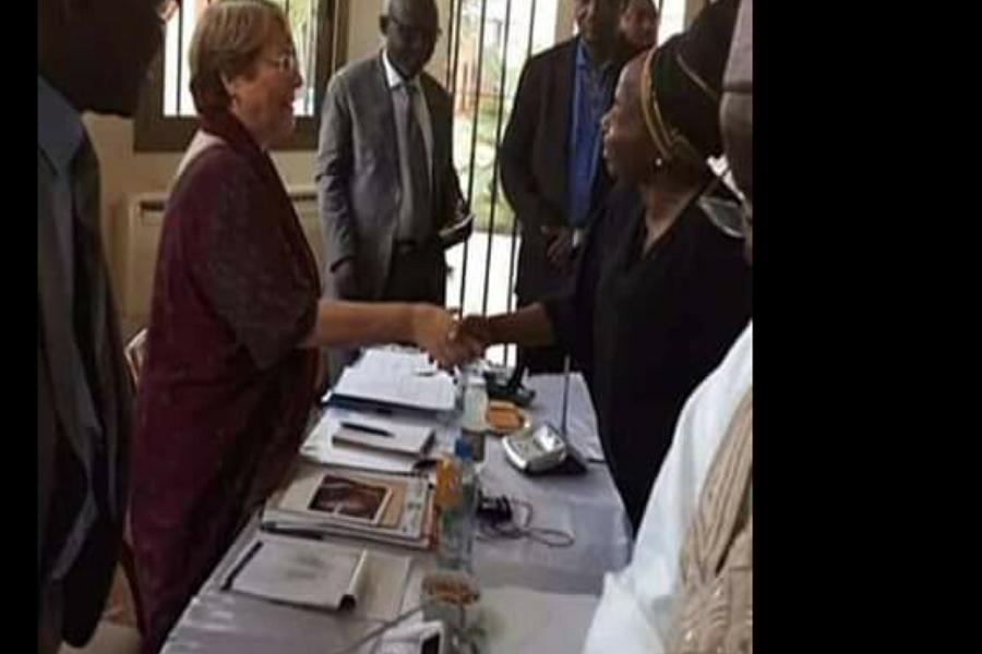 Climat sociopolitique : Kah Walla déballe tout et  « descend » Paul Biya  devant le haut commissariat des Nations Unis pour les droits de l'homme