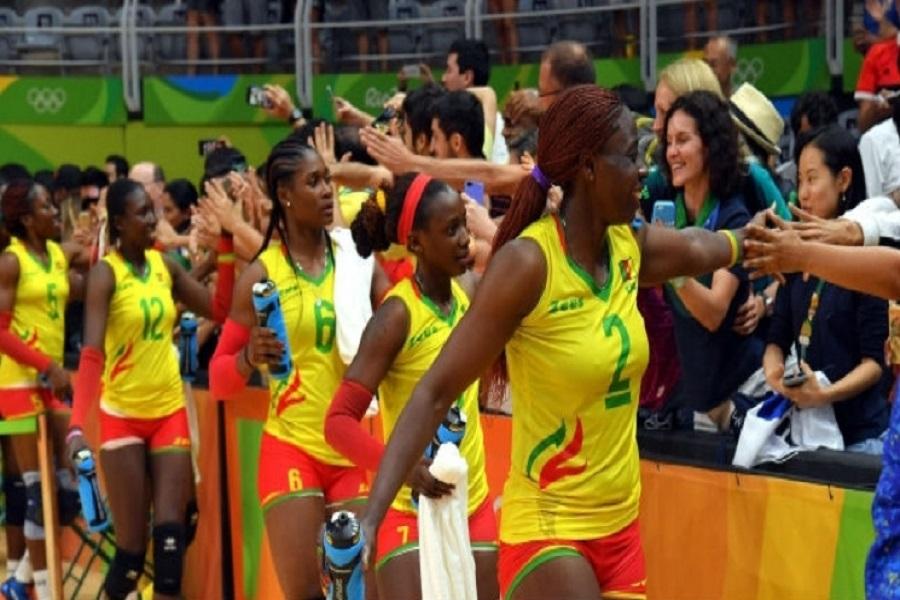 Volley-ball Dame : Pour une double échéance, les lionnes entrent en stage bloqué.