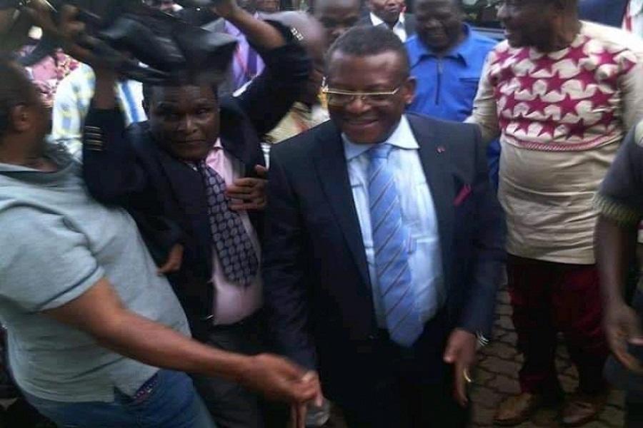 Crise anglophone : Joseph Dion Ngute en mission de paix à Buéa dans le Sud-ouest