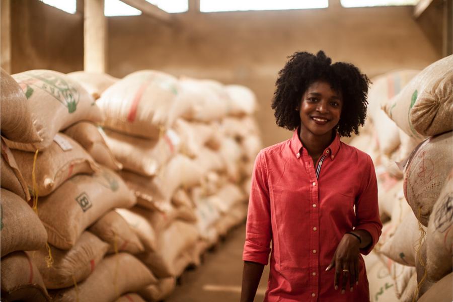 Cameroun-innovation tic : une camerounaise couronnée