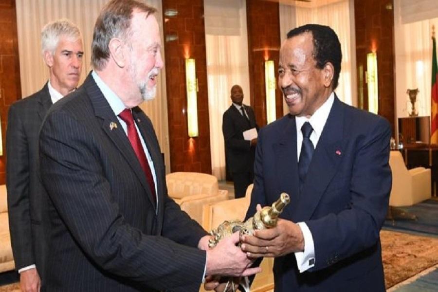 Cameroun : Paour Tibor Nagy, le gouvernement n'a rien fait pour résoudre la crise anglophone.