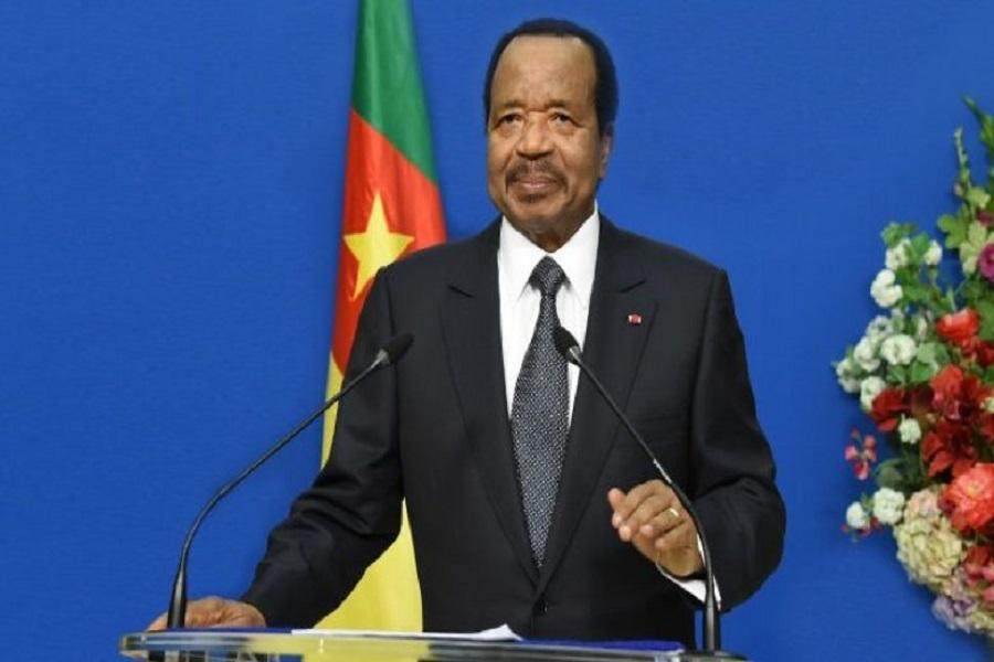 Cameroun : Paul Biya dans son  message de  ce mercredi invite le peuple à « avancer ensemble main dans la main »