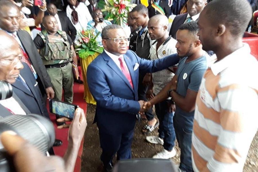 Message de Dion Ngute aux séparatistes cachés dans la brousse « le président Paul Biya, votre père, vous attend à la maison…vous êtes pardonnés »