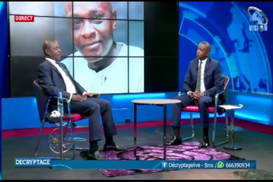 [Opinion] : Xavier Messe est  un  « poisseux », selon Amougou Belinga