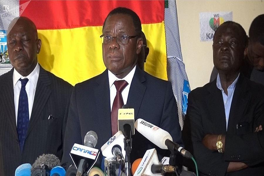 Communiqué: Le parti de Maurice Kamto n'a mandaté personne pour collecter des fonds en son nom [porte-parole]