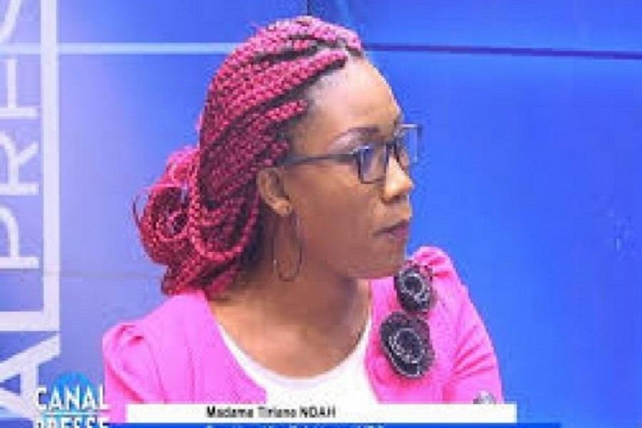 Resistance : Du fond de sa cellule, Mota booste le morale de Tiriane Noah, celle chargée de conduire les troupes dans la rue samedi prochain