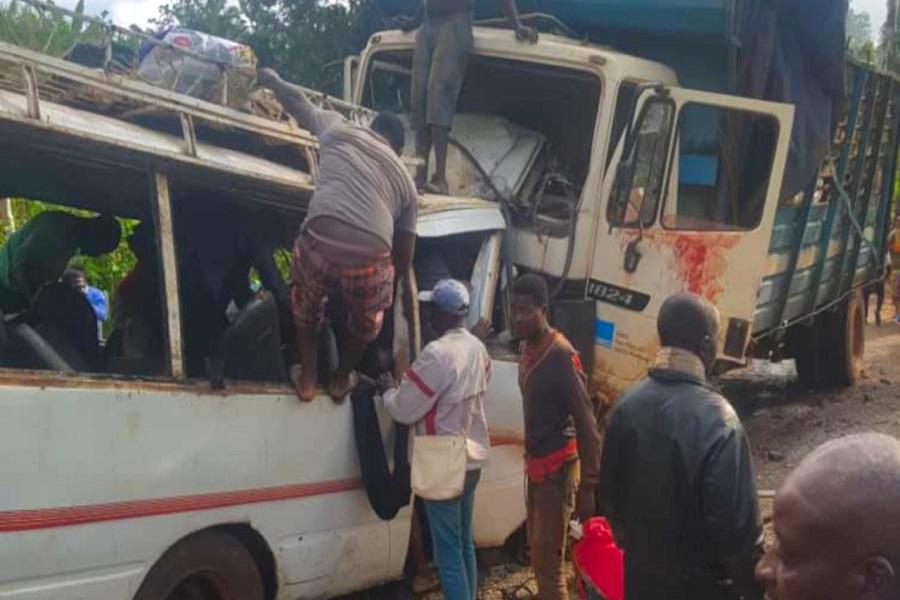Cameroun : Voici les noms des personnes décédées dans le grave accident de la circulation près de Baham
